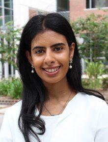 Fatma Al-Awadhi, recent PhD graduate