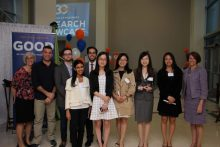 Research Showcase Winners
