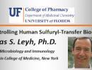 Dr. Ley lecture announcement