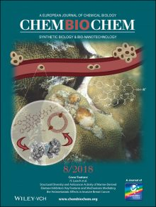 ChemBioChem August 2018 cover