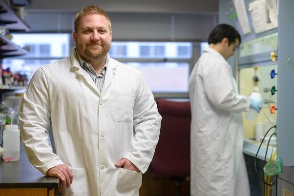 Rob Huigens NIH grant
