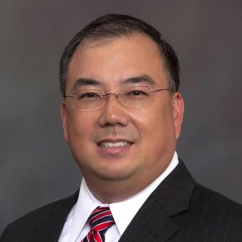 Frederick T. Chin, Ph.D., of Stanford University College of Medicine