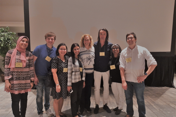 Dr. Hendrik Luesch and team