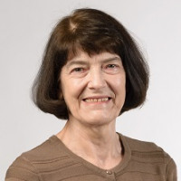 Faculty member Margaret James