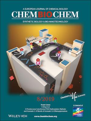 ChemBioChem cover