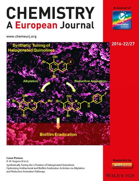 Chemistry A European Journal - Huigens1