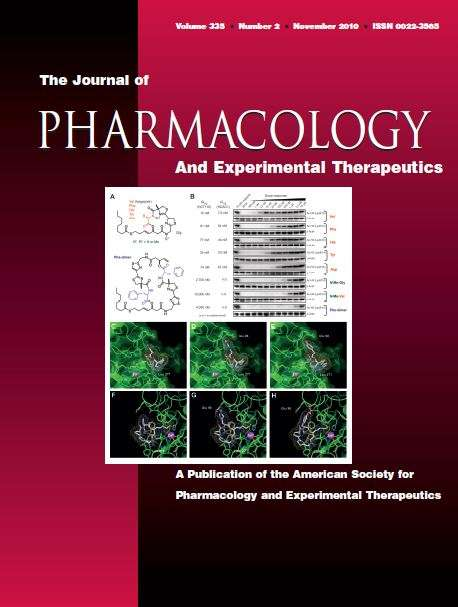 The Journal of Pharmacology and Experimental Therapeutics