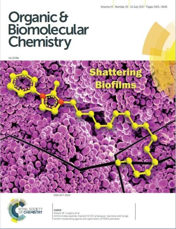 Organic Biomolecular Chemistry
